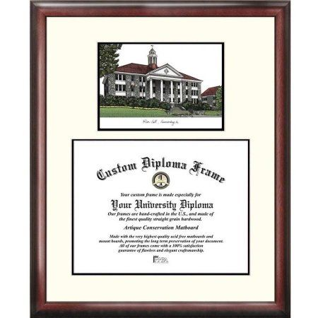 James Madison University 12 inch x 16 inch Scholar Diploma Frame
