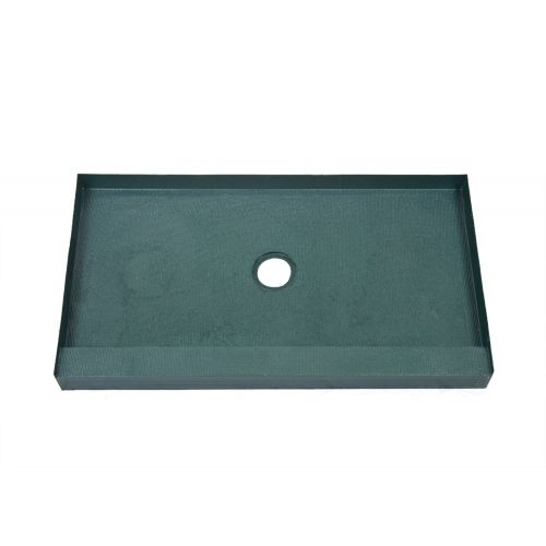 32 X 60 Center Drain Tileable Shower Base Price Includes