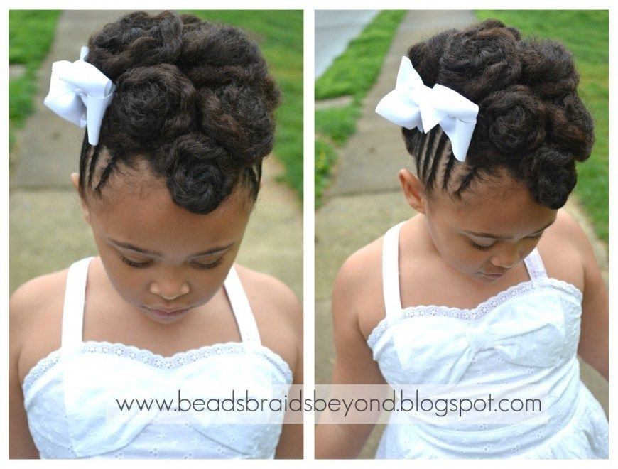 Wedding Hairstyles For Little Black