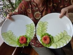 Explore Chiang Mai Thailand Garnishing and more! & Pin by meital terry on cut vegetables | Pinterest