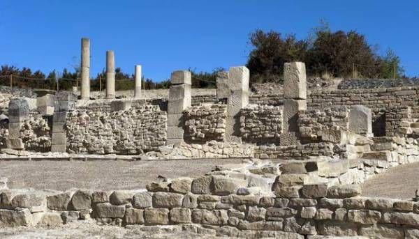 El yacimiento de Santa Criz desvela los secretos de la vida de una ciudad romana…
