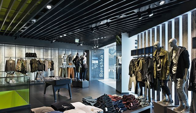 Presentation and Retail - Zumtobel