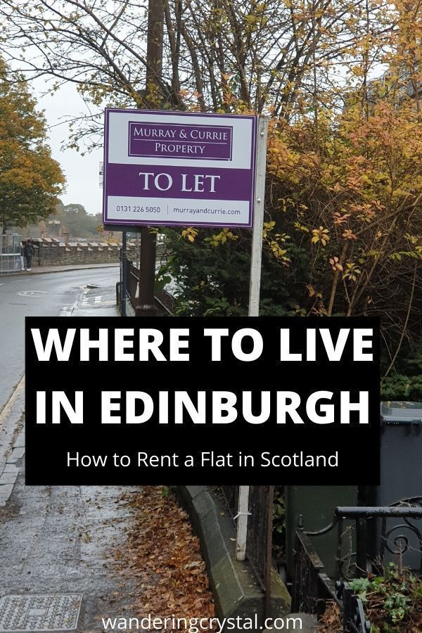 , Where to Live in Edinburgh: Finding a Flat or Renting a Room – Wandering Crystal, My Travels Blog 2020, My Travels Blog 2020