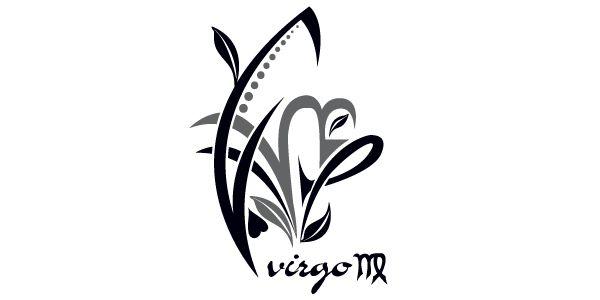 virgo zodiac sign temporary tattoos tattoos pinterest virgo zodiac virgo and tattoo. Black Bedroom Furniture Sets. Home Design Ideas