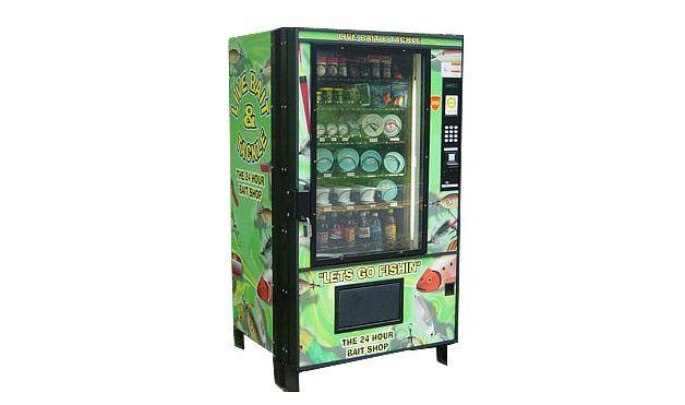 8 Very Cool Vending Machines Vending Machine Cool Stuff Machine