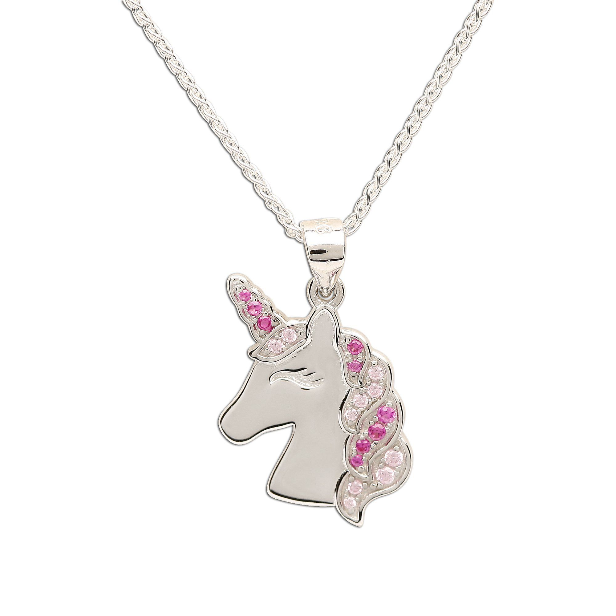 Sterling Silver Unicorn Charm - Sterling Charms 925