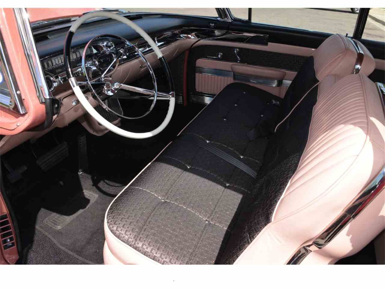 Interior | 1957 Cadillac Coupe DeVille for sale | Listing ID: CC ...