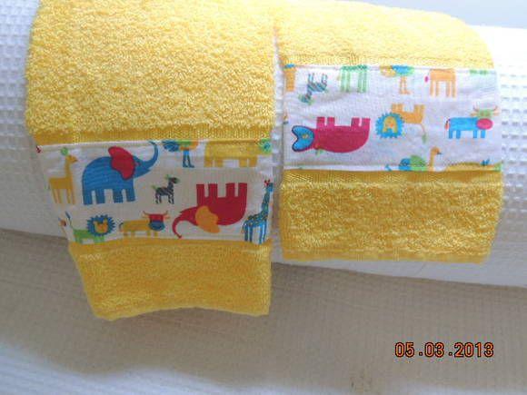 Towel for school