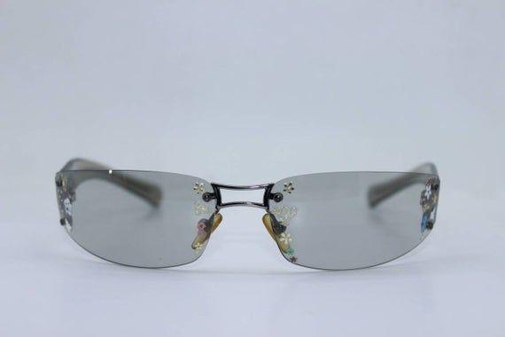 Moschino vintage women sunglasses – Retro sunglasses – For women sunglasses – Gift sunglasses – Vintage fashion – Fashion sunglasses