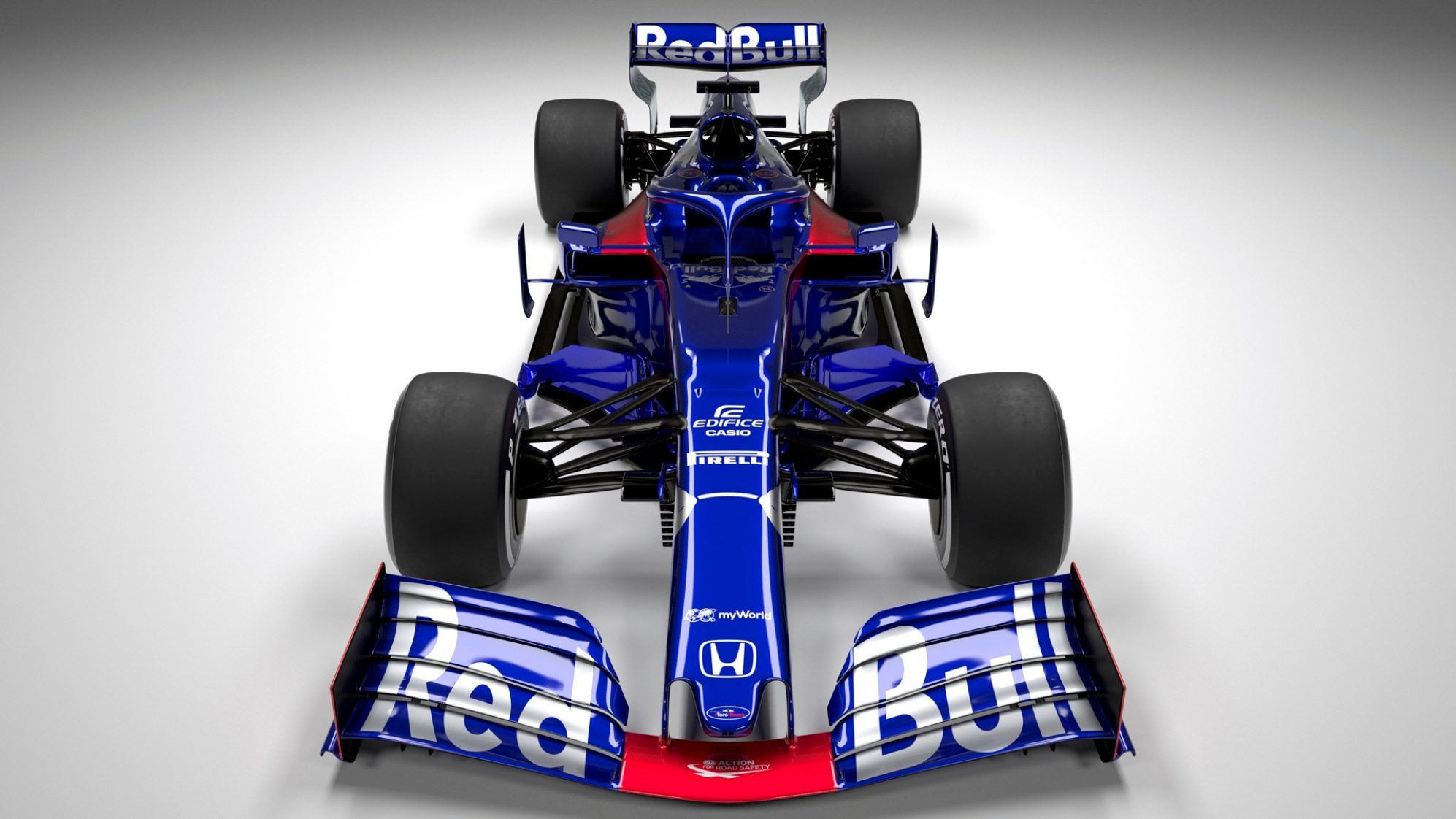 Toro Rosso STR14 All the angles of the 2019 F1 car