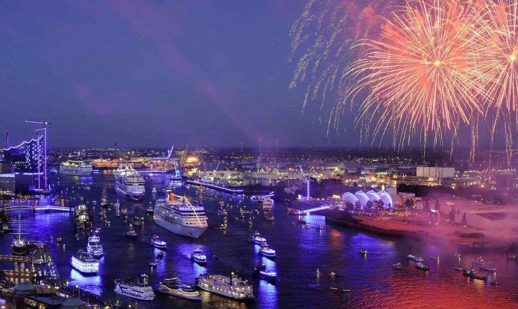 Hamburg Cruise Days 2014 - Blue Port