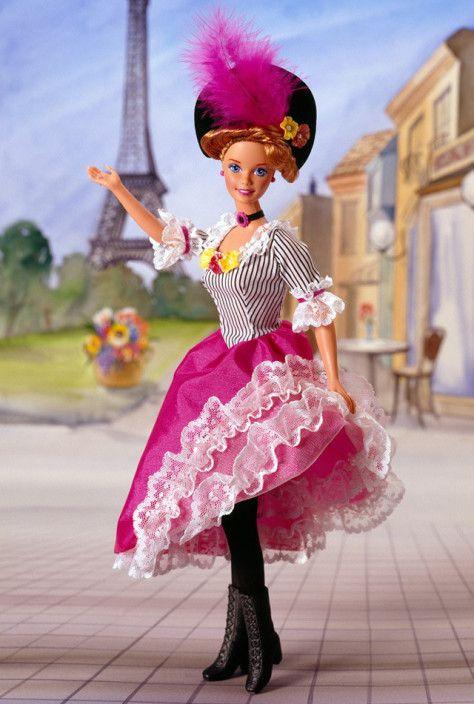 French Barbie Doll