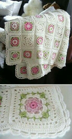 Cobija - does anyone know the name of this pattern please? | Sha\'s ...