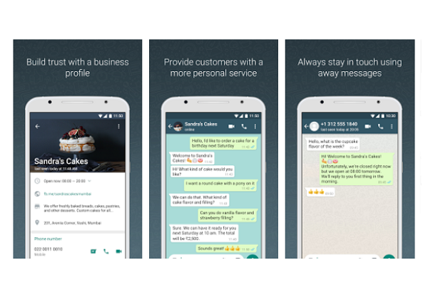 WhatsApp Business app for Android released Android one