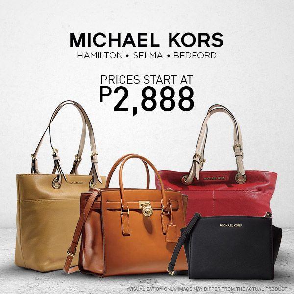 Michael Kors Bags Collection Banner