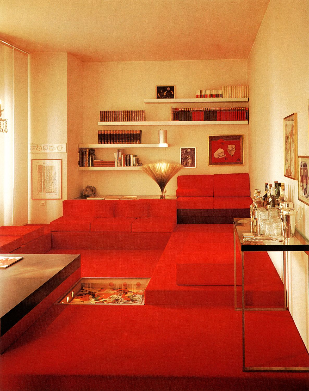 70s Interior Tumblr With Images Trendy Living Rooms