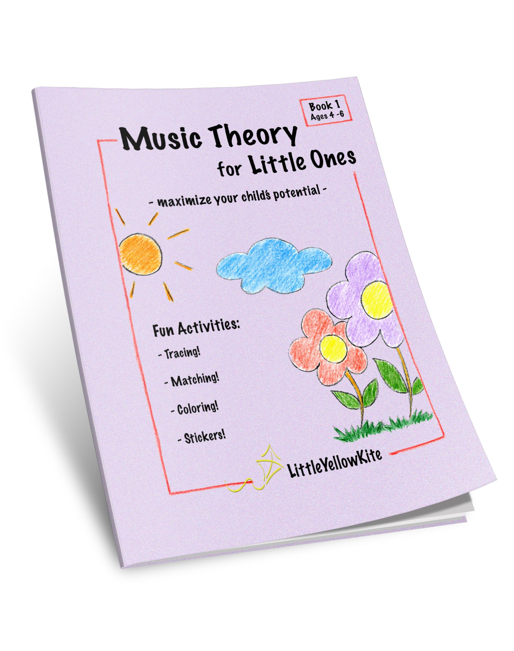 Fun And Learn Music Theory For Preschoolers