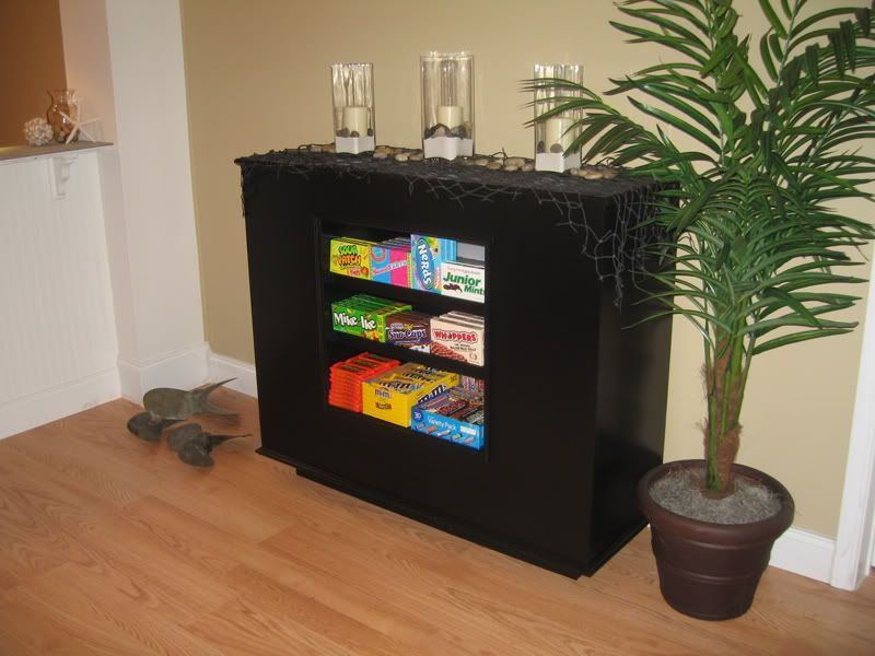 Diy Concession Candy Stand Construction Avs Home Theater Discussions And Reviews Home Goods Home Theater Bars For Home