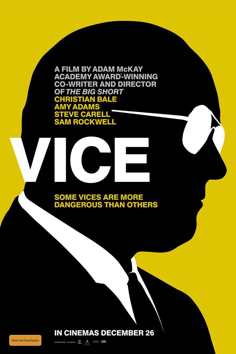 「vice movie poster」の画像検索結果