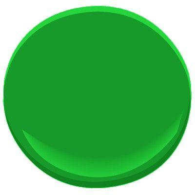 Neon Green 2032 10 Paint Benjamin Moore Color Details