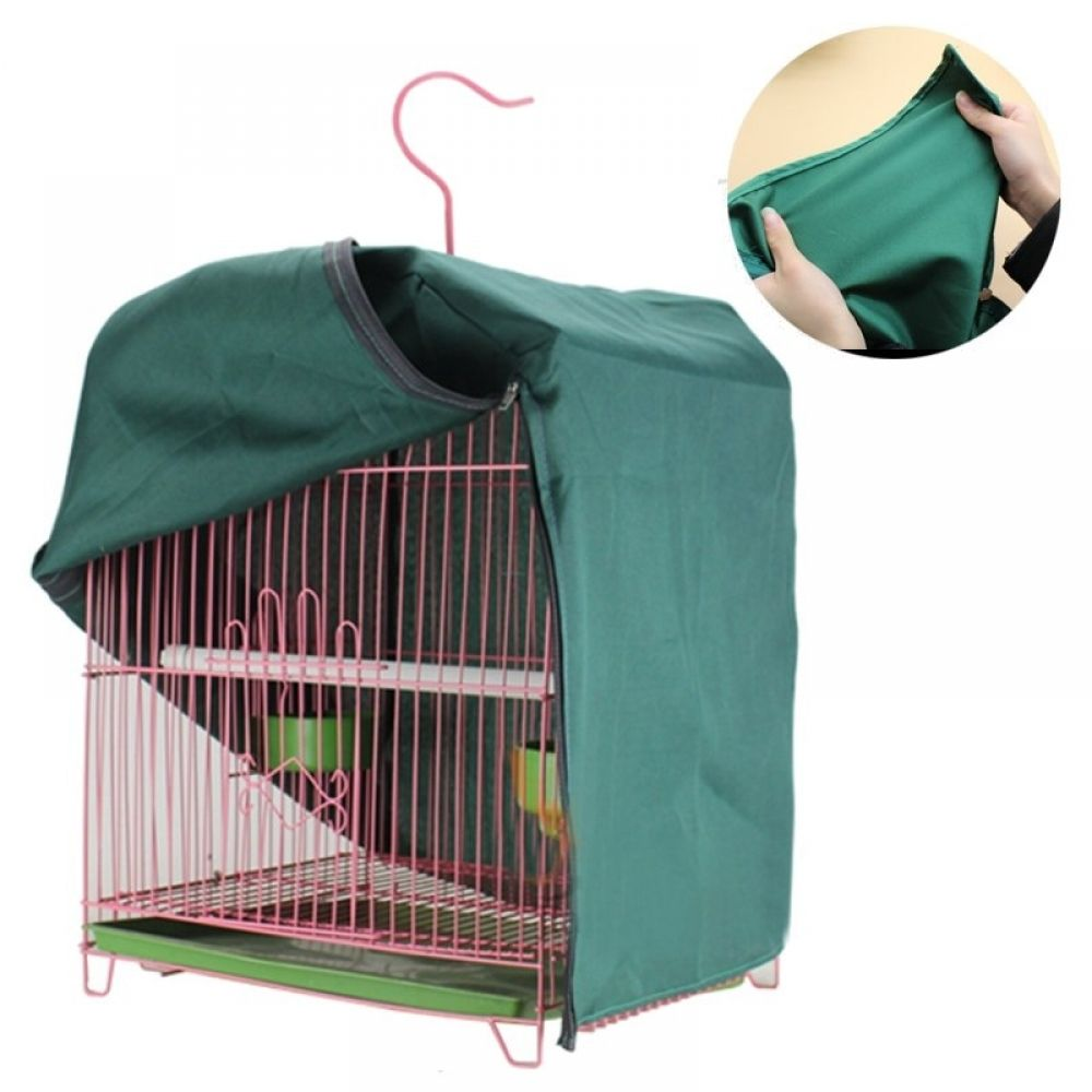 3 Types Bird Cage Cover Functional Sleep Budgie Parrot Canary Light Proof Thicken Ordinary Reduces Distractions Without Cage Price 9 68 Free Shipping Gaiola