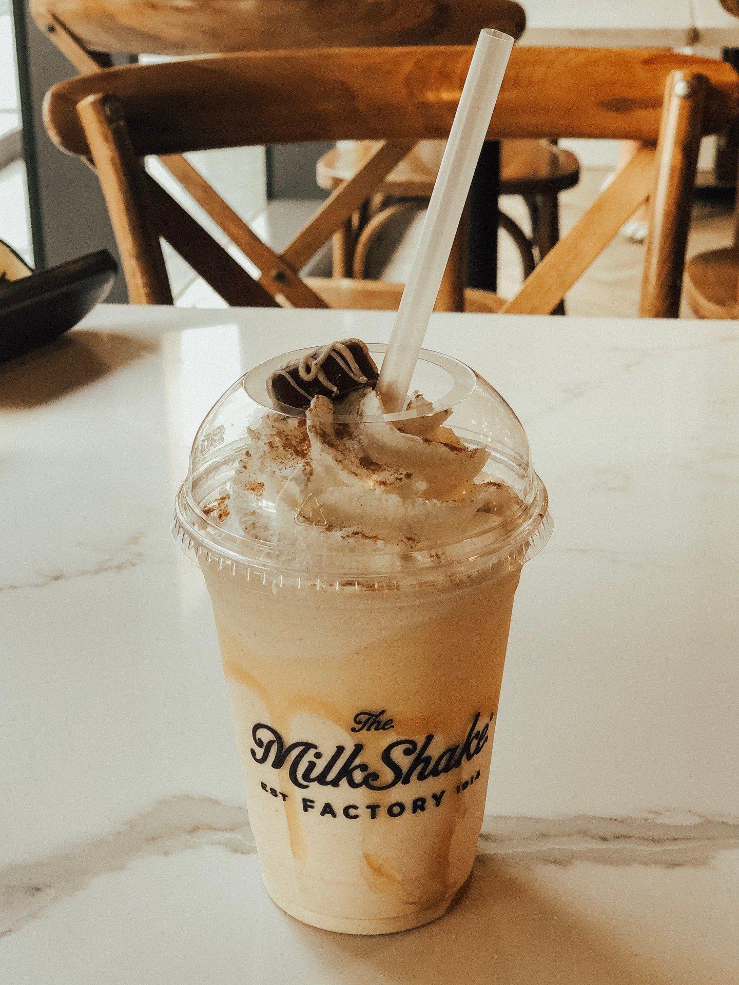 Lost With Jen The Milkshake Factory Boozy Milkshake Food Drinks Dessert Soda Fountain