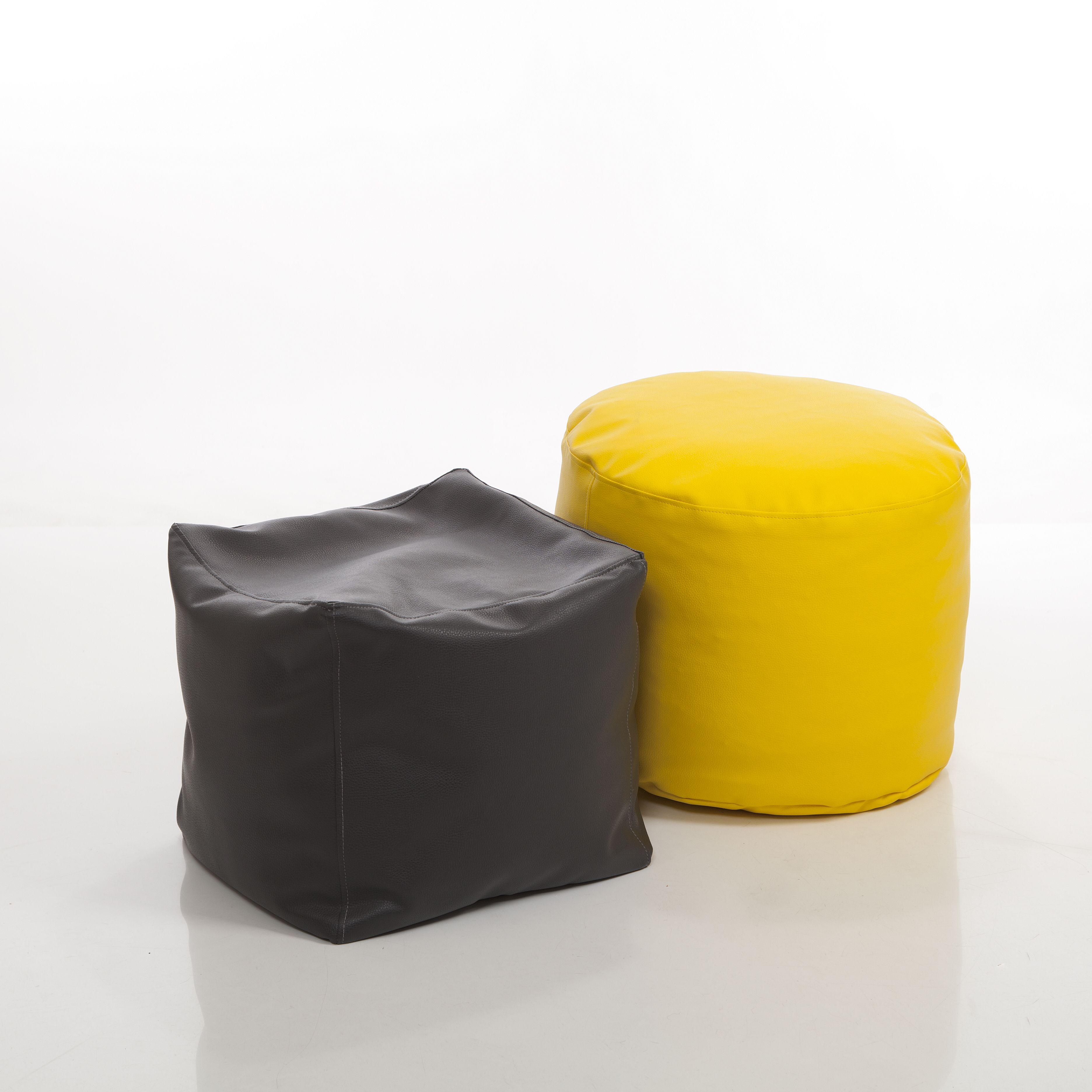 Puffs en diferentes formas y colores. Pásate por nuestra tienda, en ...