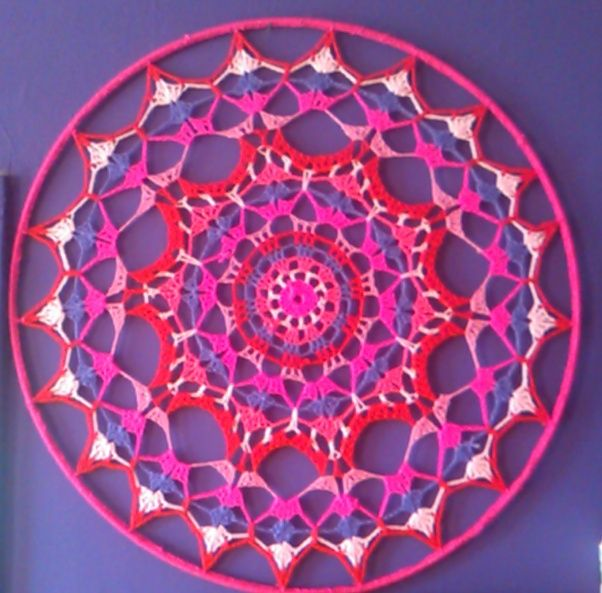 Dreamcatcher Dromenvanger Raamhanger Crochet Haken Dream Catchers