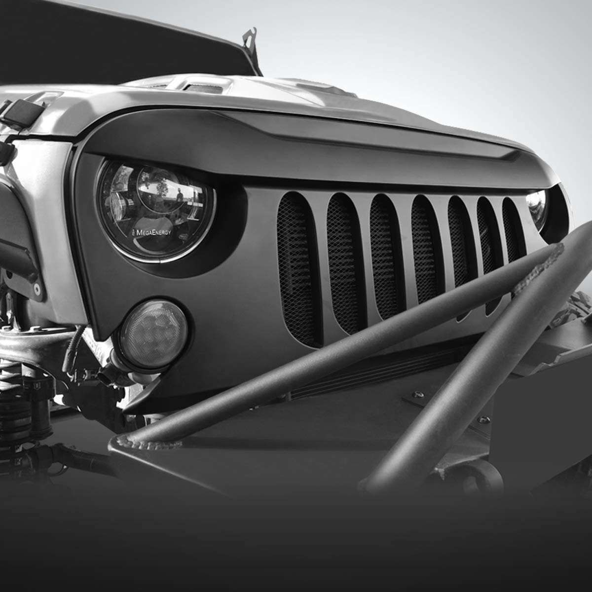 Jeep Wrangler Accessories Awesome Amazon American Modified Jeep