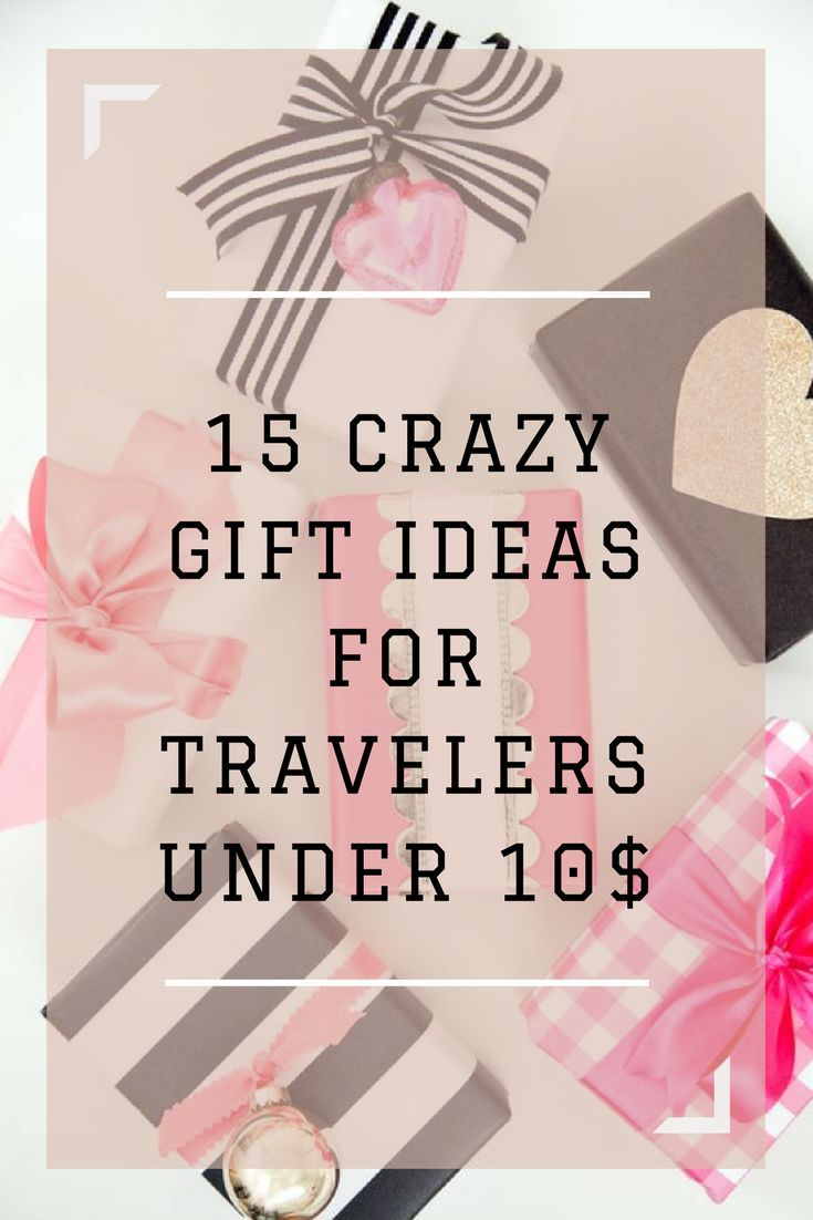 Top 15 Crazy Gift Ideas For Travelers Under 10$ | Travel pro and