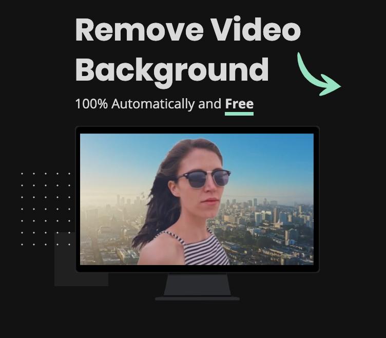Unscreen: Para quitar el fondo de nuestros videos, nada mejor que esta potente herramienta 100% gratis.
