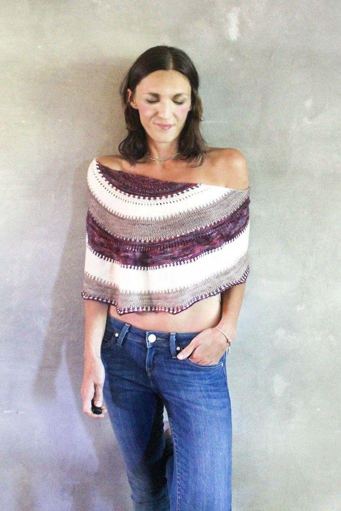 Friday Freebies Phoebe Shawl Knitting Pattern Crochet Patterns