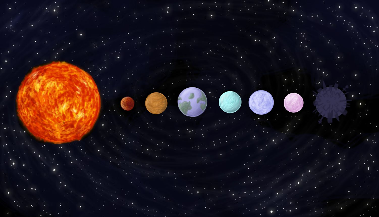 planets and solar system - HD1502×861
