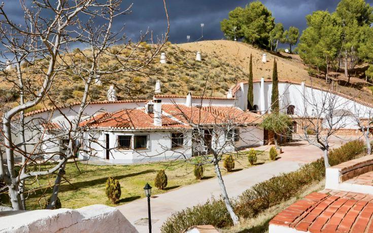 Tío Tobas Cave Hotel Andalucía Spain