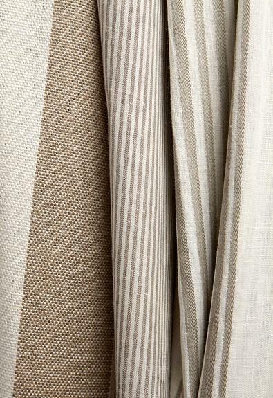Augustin Linen Stripe In Linen Sisal 66072 Http Www