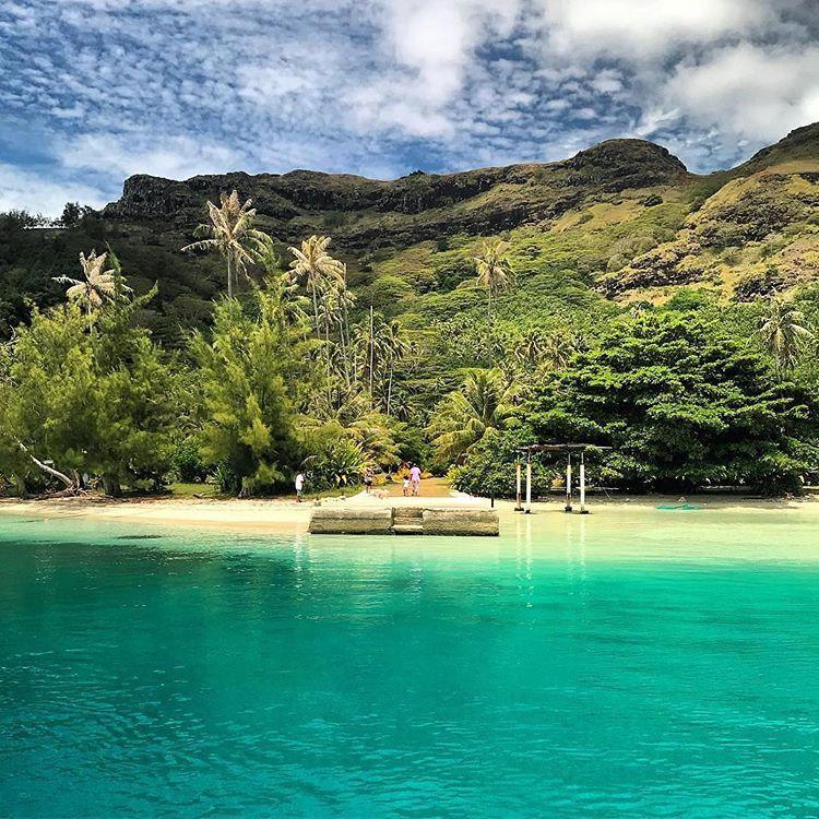Beautiful Akamaru Vaivaiii Akamaru Frenchpolynesia Beachlife Islands French Polynesian Islands French Polynesia Polynesian Islands