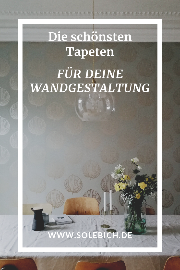 Die schönsten Tapeten in 2019 | inspirations | Interior ...