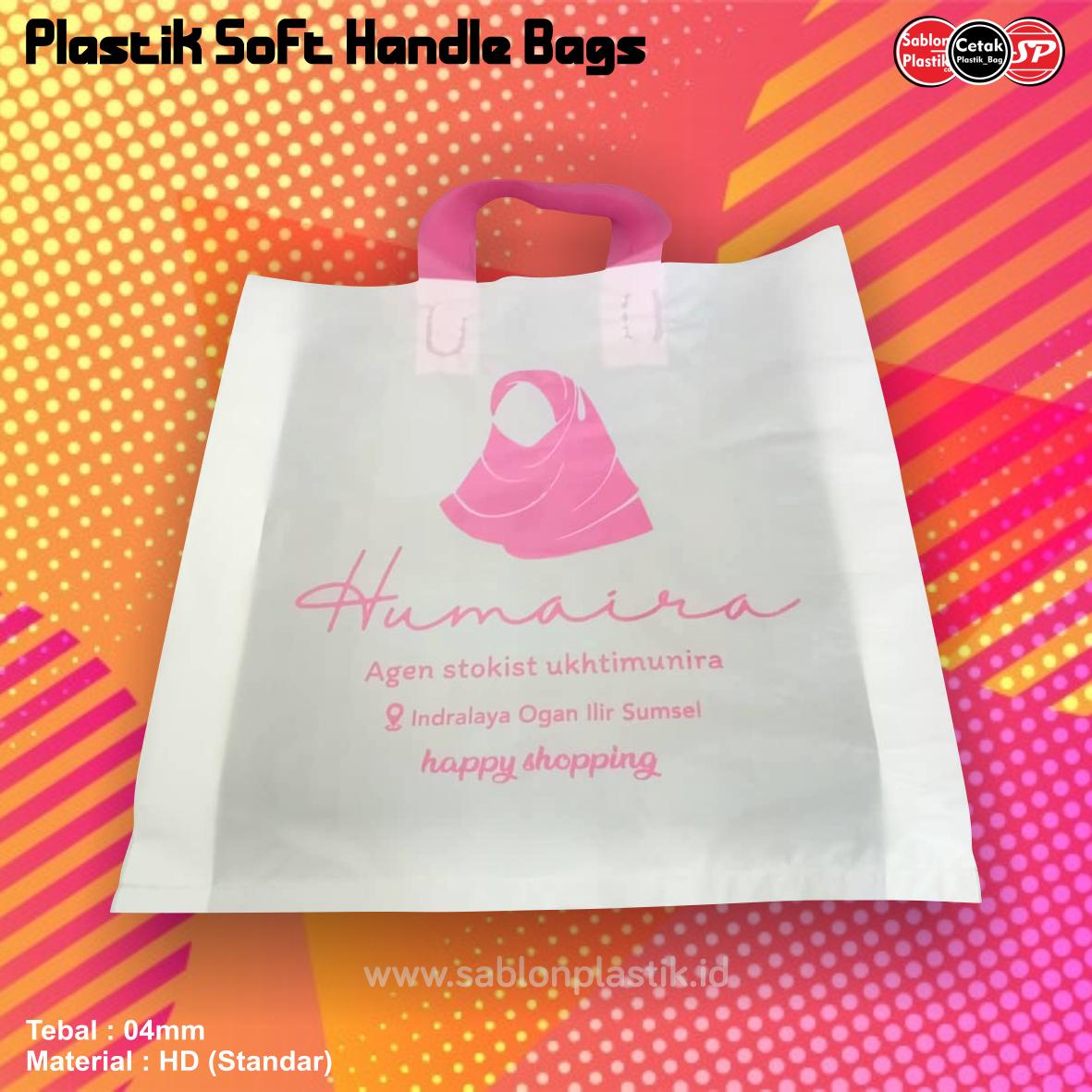 Plastik Soft Handle Bags Ini Cocok Buat Kamu Yg Jualan Box Sepatu Boutique Kelebihan Lebih Besar Dangan Lipatan Di Samping Model Yg Plastik Cocok Sepatu