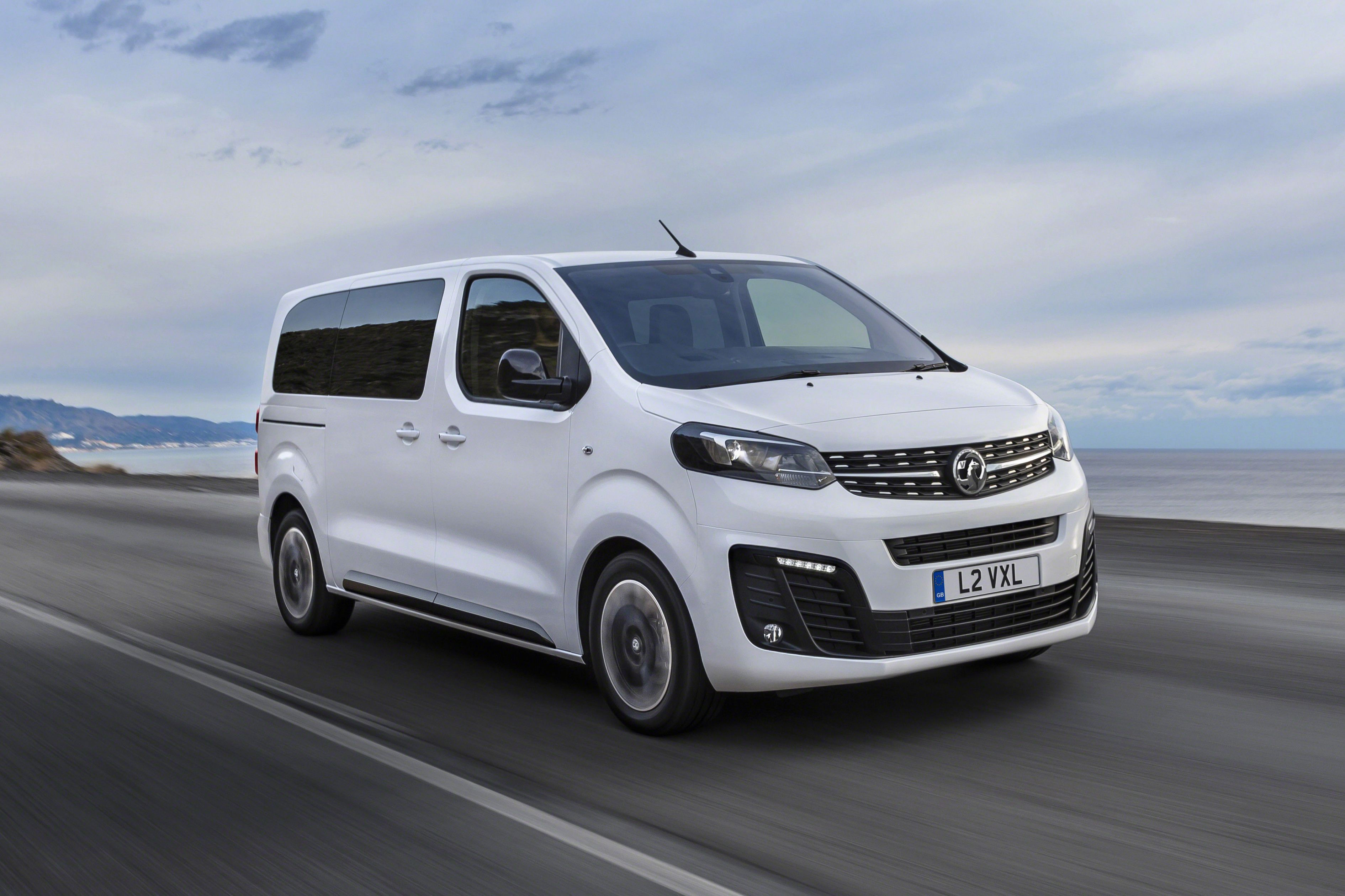Opel Vivaro 2020 Precio Reviews