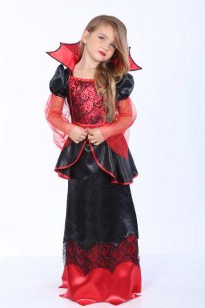 Girls Halloween V&ire costume children girl V&ire dress halloween kid V&ire costume girl halloween costume gothic girl dresspire  sc 1 st  Pinterest & Girls Halloween Vampire costume children girl Vampire dress ...
