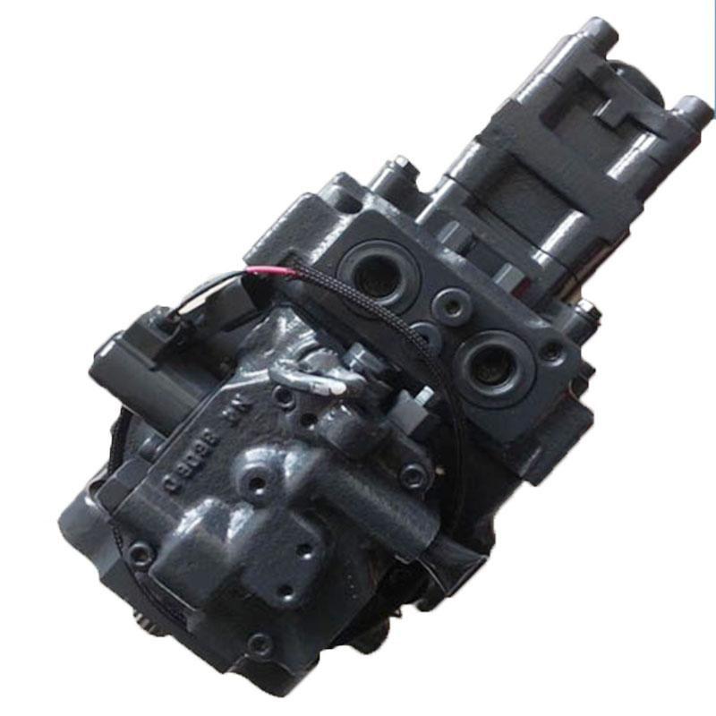 For Komatsu Pc45mr 3 Excavator Main Hydraulic Pump Assy Hydraulic Pump Komatsu Pumps