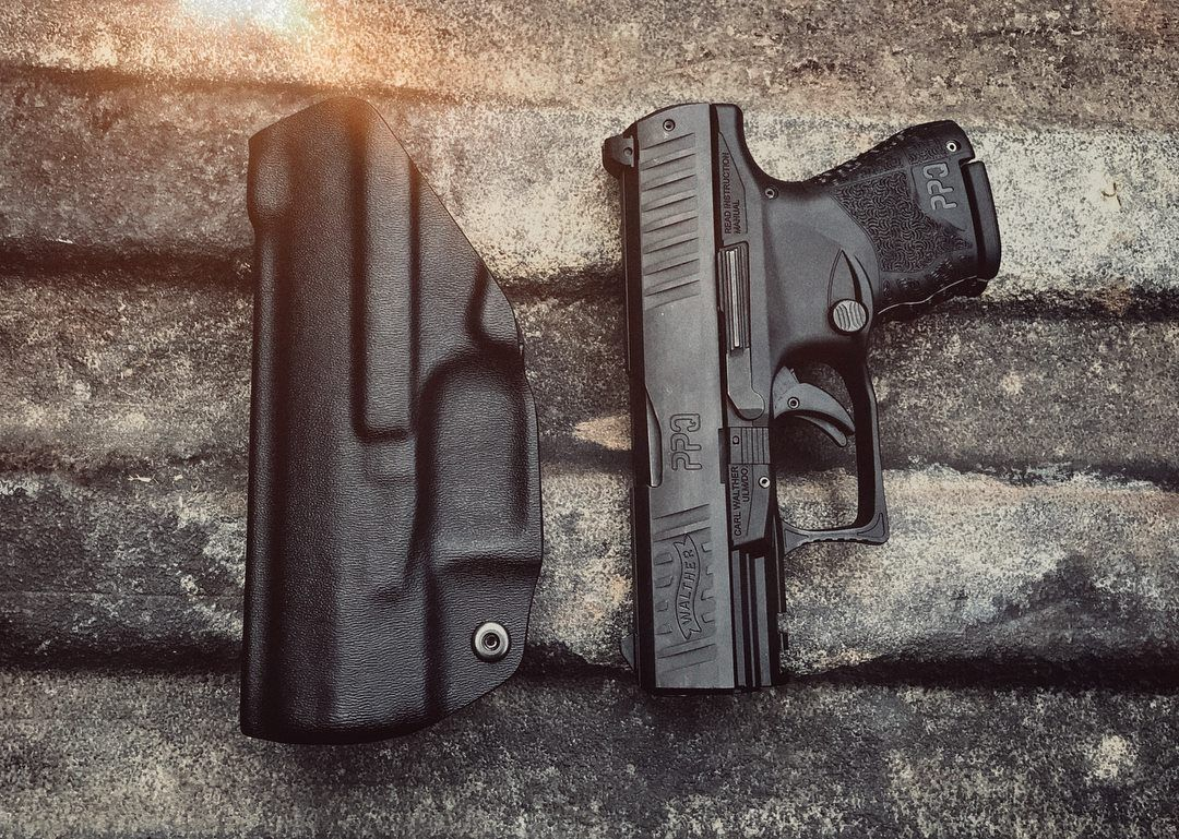 The New Walther PPQ Subcompact: compare size of the PPQsc to