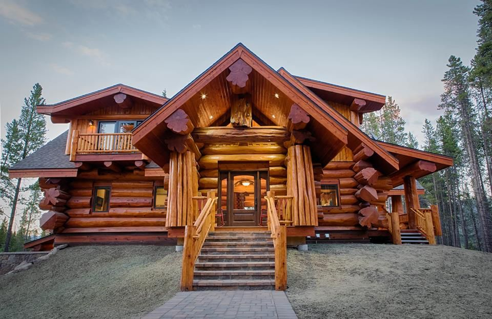 log home plans colorado
