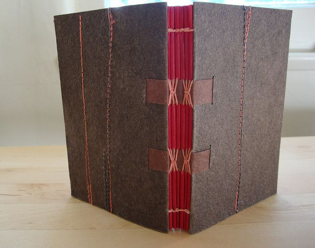 Softcover pocket-size book by michelle_moode, via Flickr