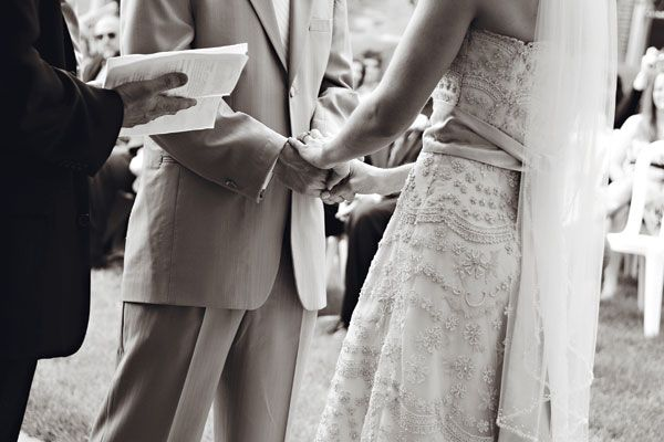 Our Guide To Writing Your Own Vows