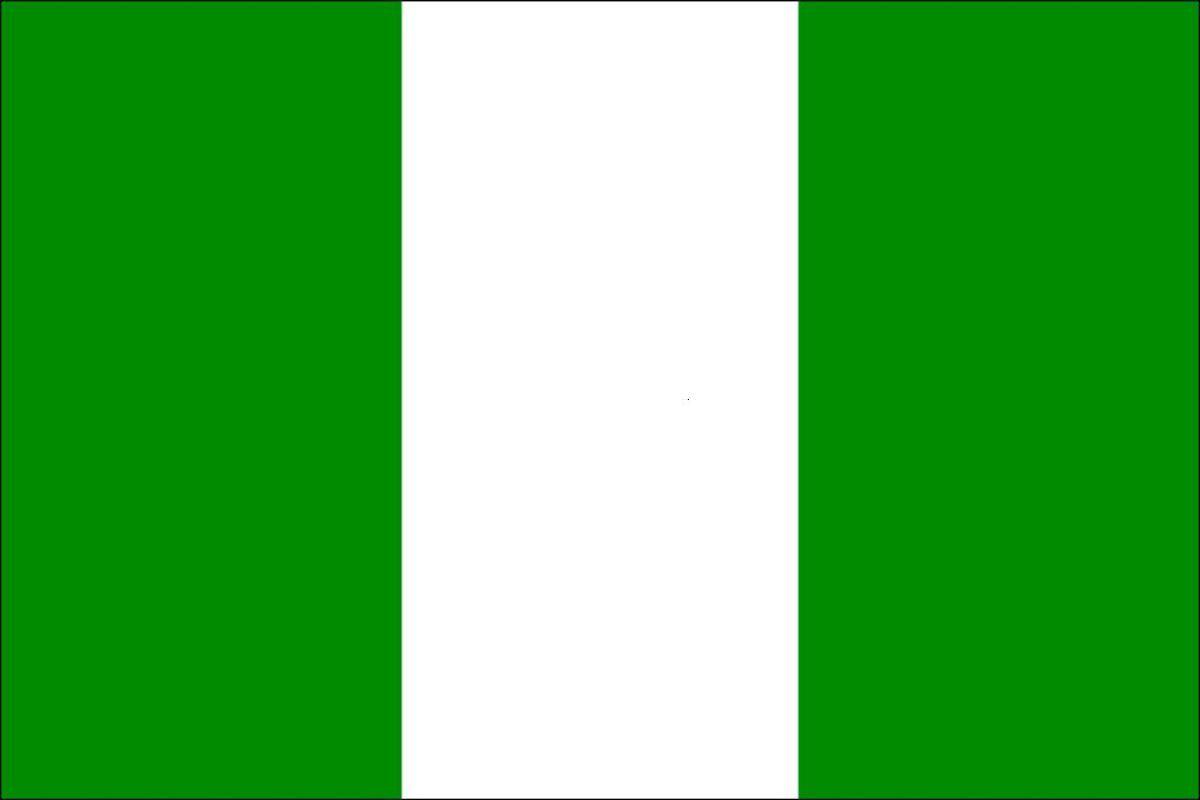 Famoso Página Para Colorear De Bandera De Nigeria Galería - Ideas ...