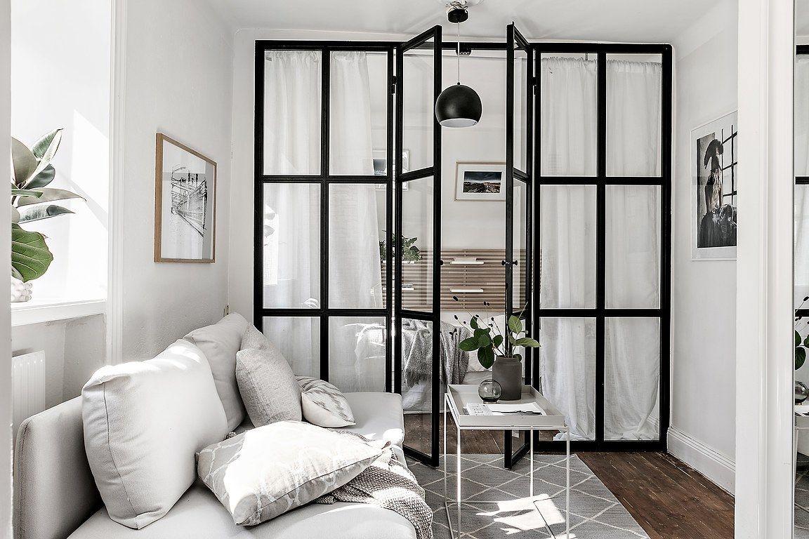 Photo of Un petit appartement en enfilade – PLANETE DECO a homes world