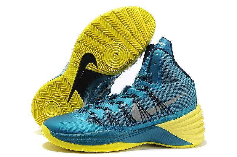 Find Discount Nike Lunar Hyperdunk 2013 Xdr Mens Lake Blue Yellow online or  in Footlocker. Shop Top Brands and the latest styles Discount Nike Lunar ...