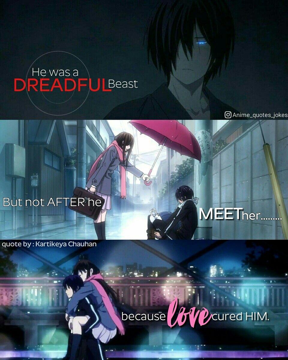 Anime Noragami Anime Quotes Yato Anime Quotes Noragami Anime