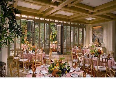 Fashion Island Hotel Newport Beach Wedding Venue